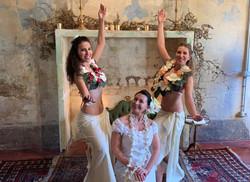 Spettacoli di danze polinesiane per Matrimoni