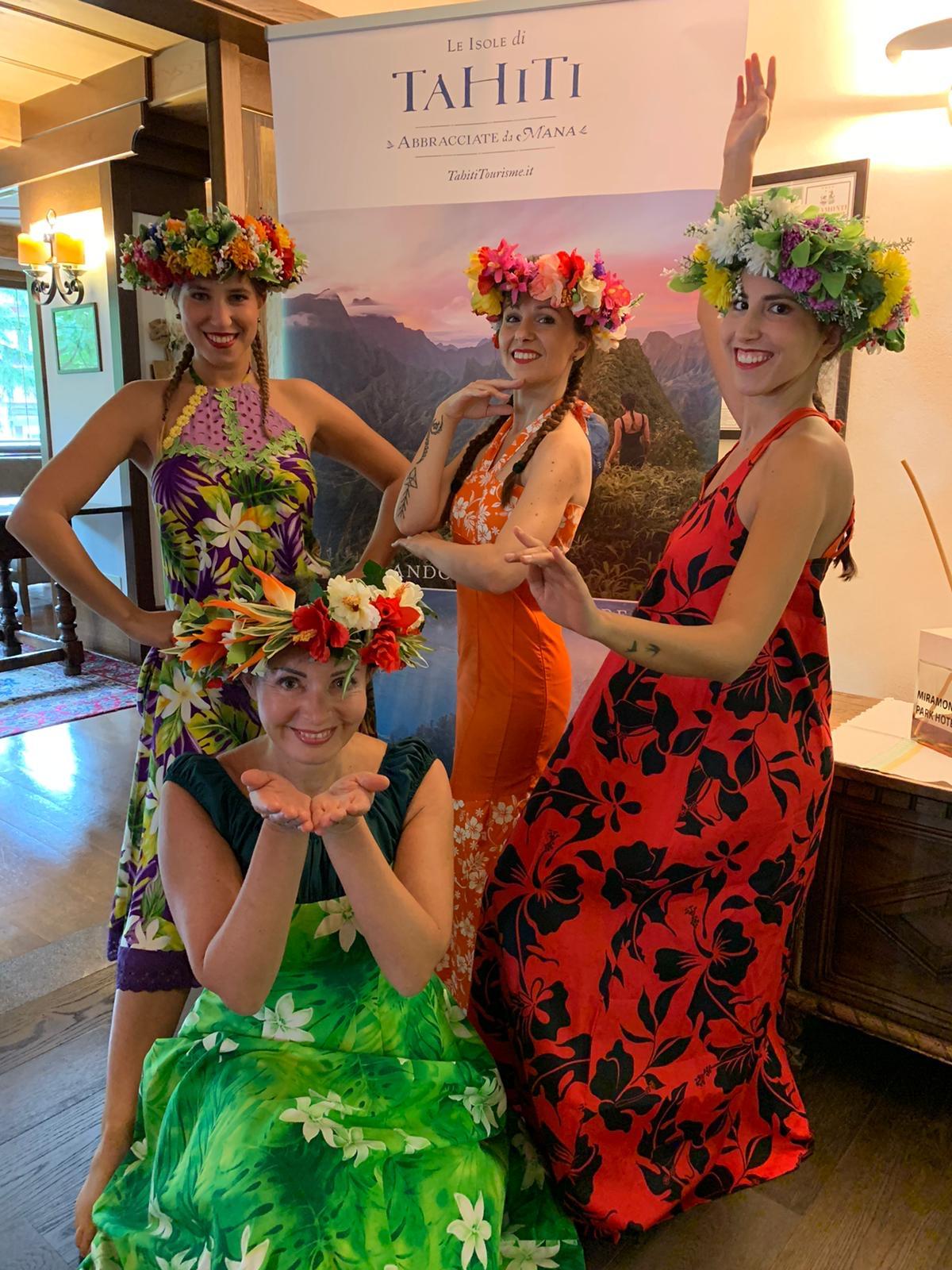 Tahiti Tourisme 2019