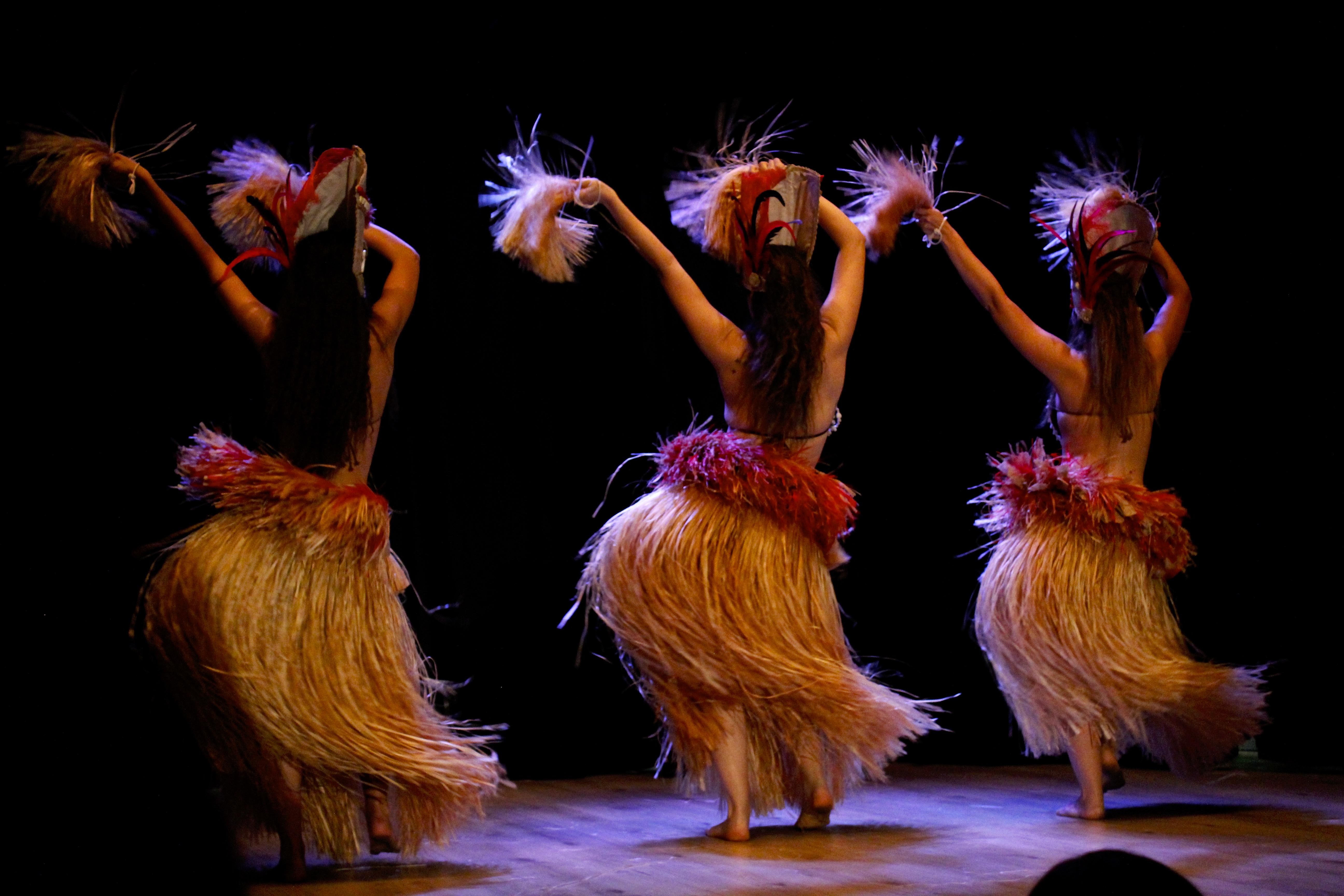 Danza Polinesiana - Ote'a