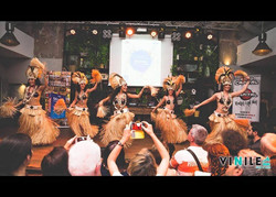Polynesian Show at Vinile Roma
