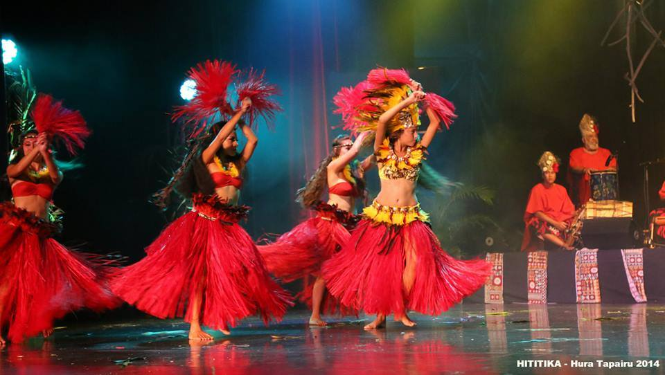 Hura Tapairu Tahiti