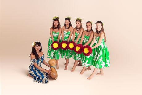 Danza Hawaiana Hula