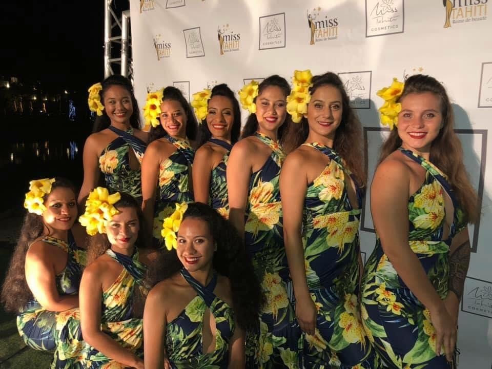 Gala de Miss Tahiti 2018, Hei Tahiti.