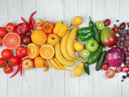 Fun Facts About Fruits & Veggies