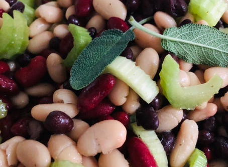 Jasmine's 3 Bean Salad