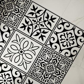 UV printed ceramic