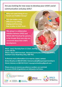 Are you looking for ways to develop your child's social communication and play skills?
