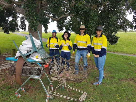 Viridis Cleans Up Australia