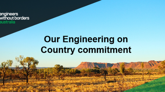 EWB Engineering on Country Commitment