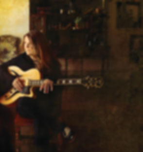 Chantal Chamberland Hoffner guitar