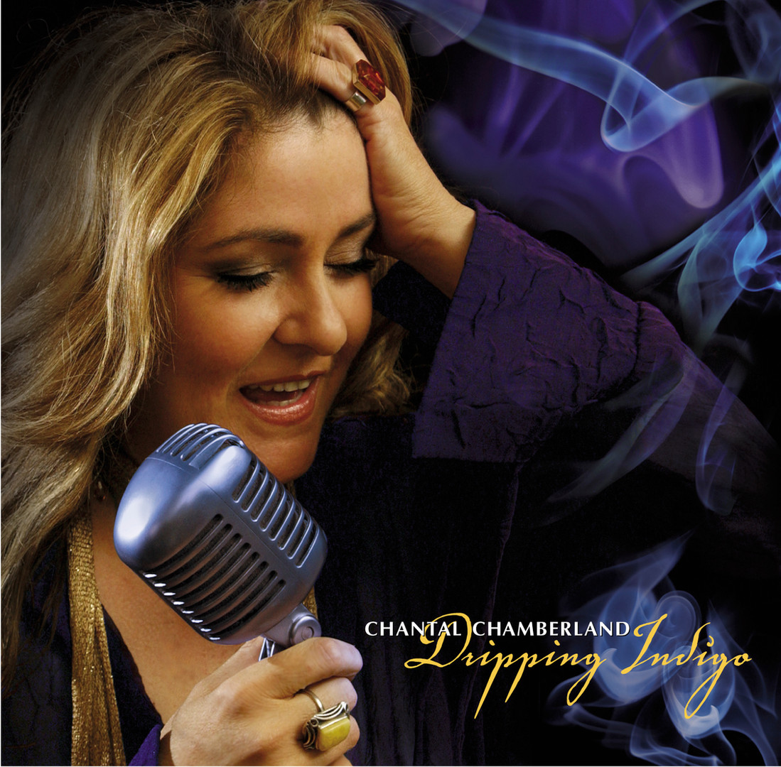 Chantal Chamberland - Dripping Indigo