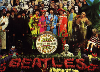 Sgt. Peppers at Some Velvet!