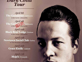On Tour with Marlon Williams
