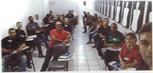 Prof. Rodrigo Justino com a Turma de Formação de Vigilantes - 031/2019.