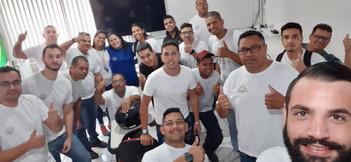 #TBT ESPAÇO PACEM... Turma - Formação de Vigilantes 43/2020