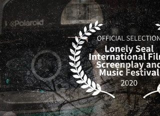 Official Selection at The Lonely Seal International Film, Screenplay and Music Festival