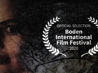 OFFICIAL SELECTION at BODEN