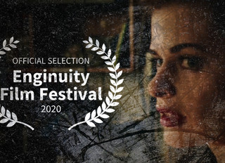 Official Selection at ENGINUITY FILM FESTIVAL