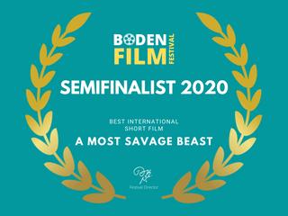 Boden Film Festival Canceled