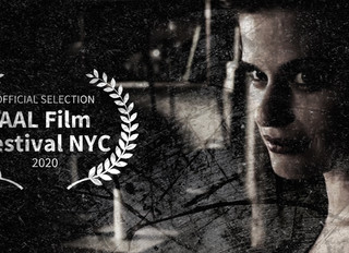 FINALIST!!! at The NYC AAL Film Festival