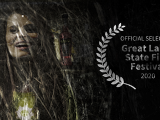 OFFICIAL SELECTION at The Great Lakes State Film Festival 2020