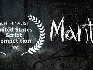 MANTIS now in the Semi-Finals at The United States Script Contest
