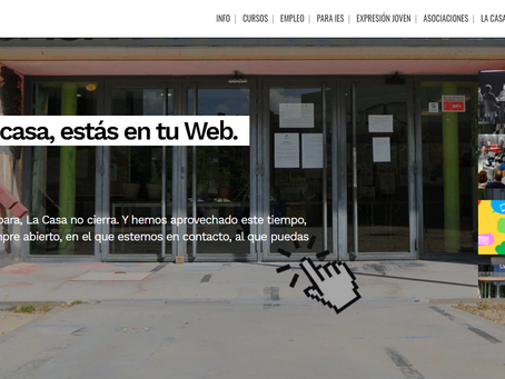 El Ayuntamiento de Parla estrena página web de la Concejalía de Juventud