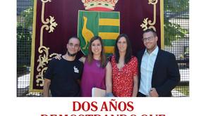 BOLETÍN ESPECIAL MITAD DE LEGISLATURA