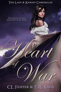 Heart of War Signed Paperback