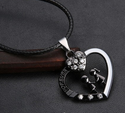 Heart Lover 316L Stainless Steel Necklaces