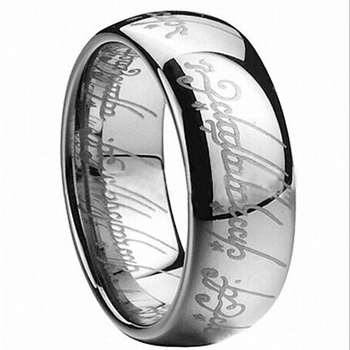 Lord of the Rings ONE Ring ~ Silver or Gold