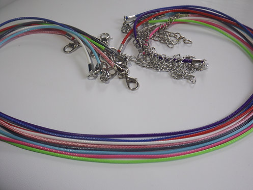 Slim Cord Chain
