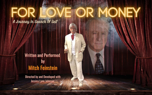 FOR LOVE OR MONEY by Mitch Feinstein