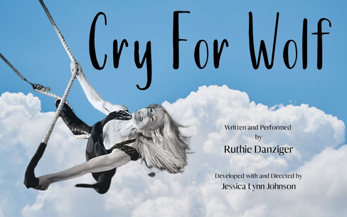 CRY FOR WOLF by Ruthie Danziger