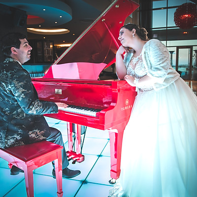 Claudia & João