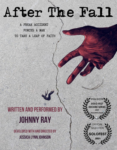 AFTER THE FALL by Johnny Ray