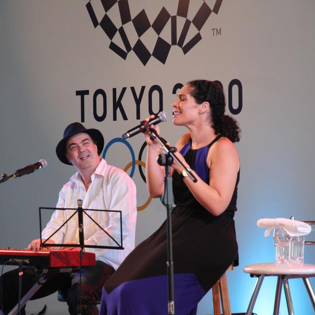 Bossa Nova Noites at Tokyo Japan 2020 Olympic House