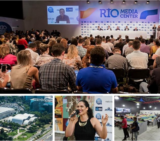 Bossa Nova Noites at Mayor of Rio de Janeiro International Olympic Media Center