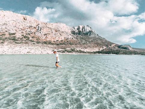 Balos Lagoon Kissamos Crete