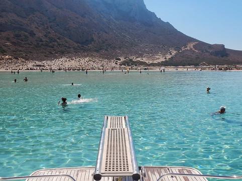 Balos Lagoon Chania Crete