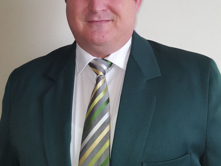New President for South Africa Deaf Rugby Union