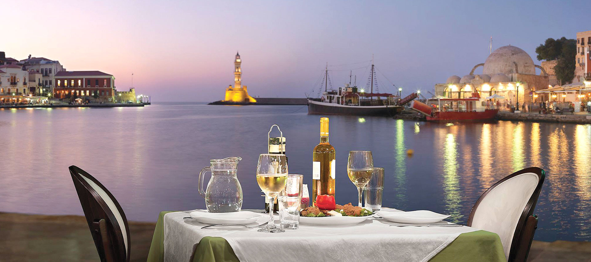 Restaurants in Chania
