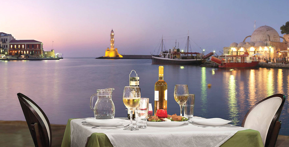 Restaurants in Chania