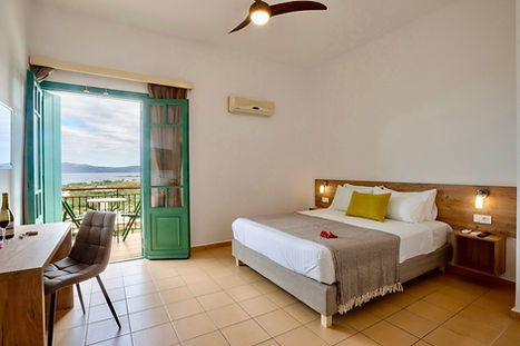 Sea view room in Kissamos