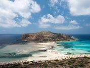 Balos lagoon Crete