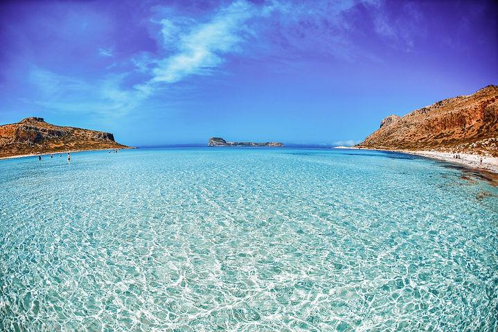 Balos beach hotels