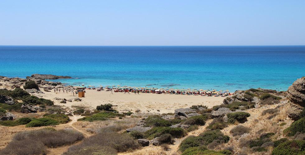 Falassarna beach hotels