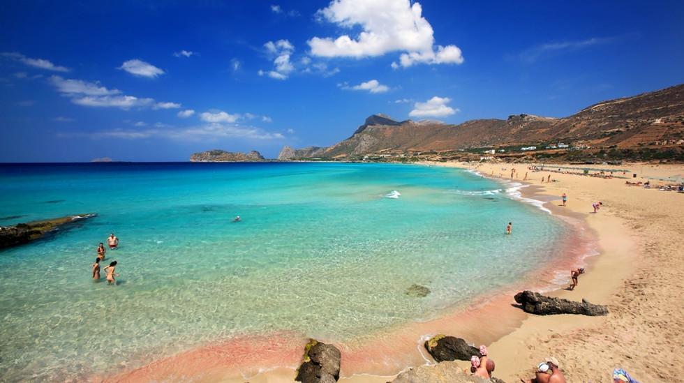 Falassarna hotels crete