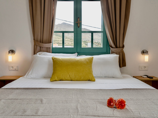 Standard Double Room with Sea View