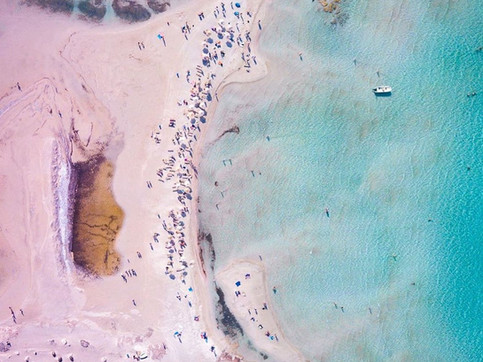 Balos Beach and Lagoon Crete